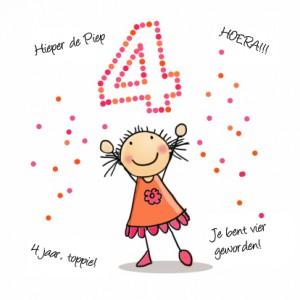 4 jaar verjaardag Speciale uitnodigingstekst 4 jaar   Uitnodiging verjaardag 4 jaar verjaardag
