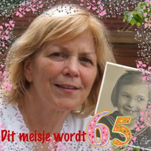 Verjaardag 65 jaar