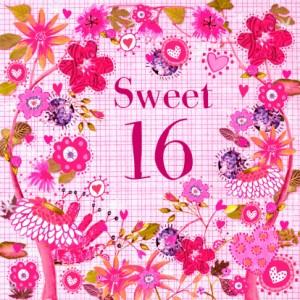 Tips Voor Een Sweet 16 Feest Deel 1 Uitnodiging Verjaardag